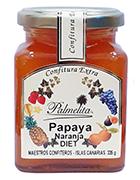 Konfitüre Extra Palmelita - Papaya - Orange - Diet 335 g